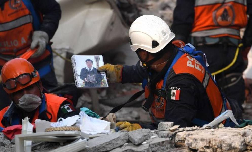 A una semana del sismo en México, hay muestras de agradecimientos, y ...