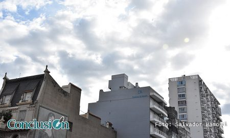 Rosario nublado