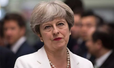 Theresa May y el Brexit
