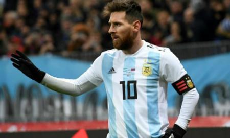Messi vuelve a la Selección de fútbol argentina