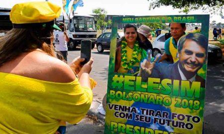 Elecciones presidenciales Brasil