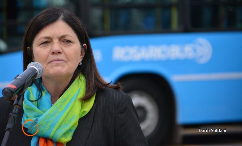 """Fein: """"La tarifa no soluciona el problema de financiamiento del transporte"""""""