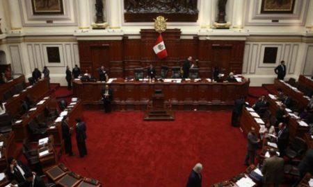 Perú sin reelección