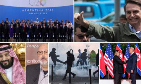 Internacionales anuario 2018