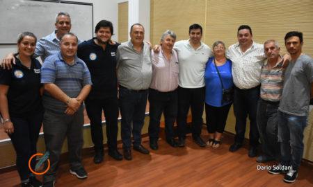 Trabajadores de Fray Luis Beltran reincorporados