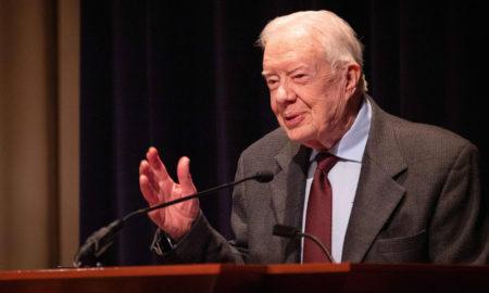 """Jimmy Carter """"La nación más guerrera de la historia del mundo"""""""