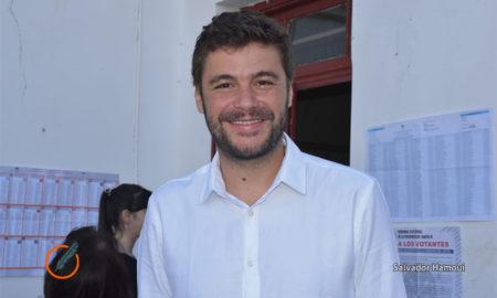 """Monteverde votó y dijo que """"ahora está en manos de la gente, ya hicimos todo lo que había que hacer"""""""