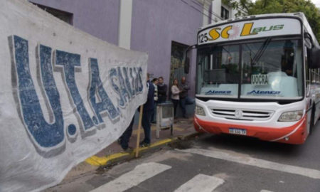 El paro de colectivos en San Luis cumple su tercera jornada