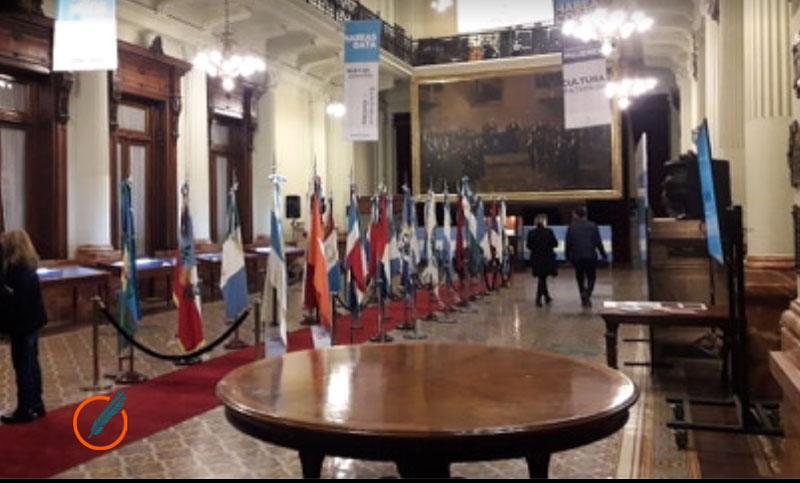 Salón de los Pasos Perdidos - Diputados - Congreso de la Nación