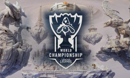world championship league of legends 2019