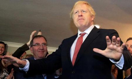 Boris Johnson sobre Malvinas