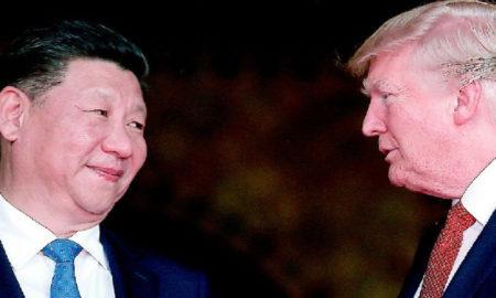 China vs EEUU