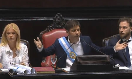 Asunción Axel Kicillof