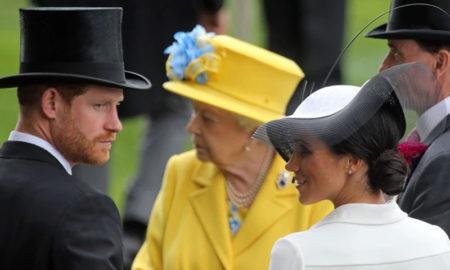 Reunión real británica