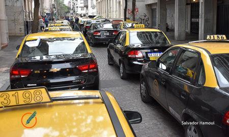 Taxis de paro
