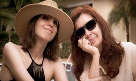 Cristina y Florencia Kirchner