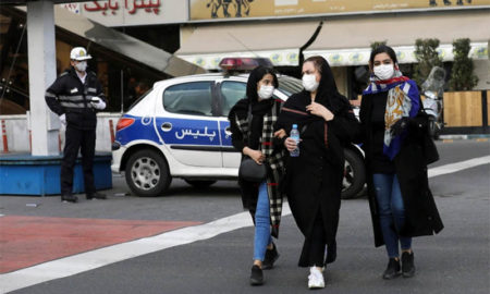 Coronavirus Irán