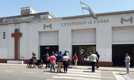 Cementerio La Piedad