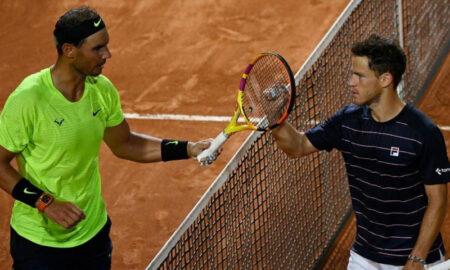 Semifinal Roland Garros