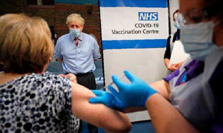 boris campaña de vacunacion británica