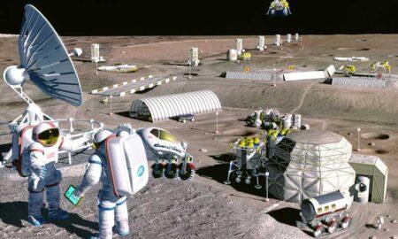colonización en la luna
