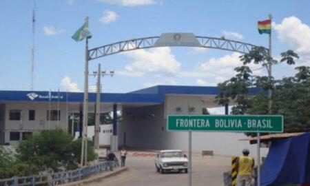 frontera bolivia brasil cerrada