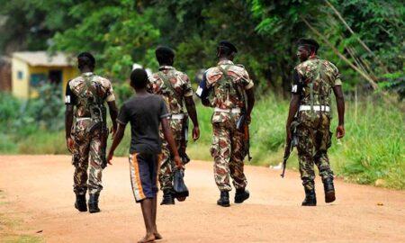 mozambique conflicto