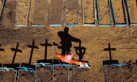 record muertes brasil