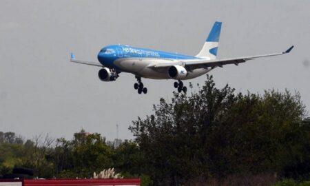 Aerolíneas Arg.