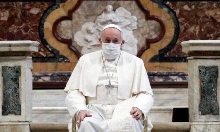 papa francisco vacunarse es un acto de amor