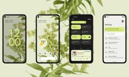 android 12 fecha lanzamiento