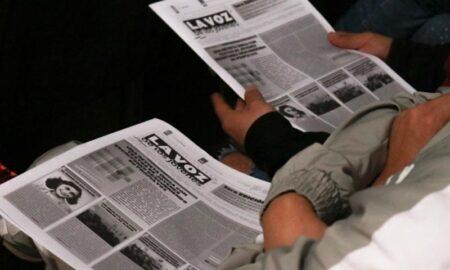 la voz de los jóvenes periódico