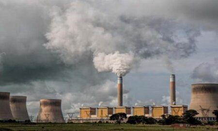 emisión gases tóxicos