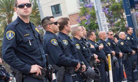 policía estados unidos